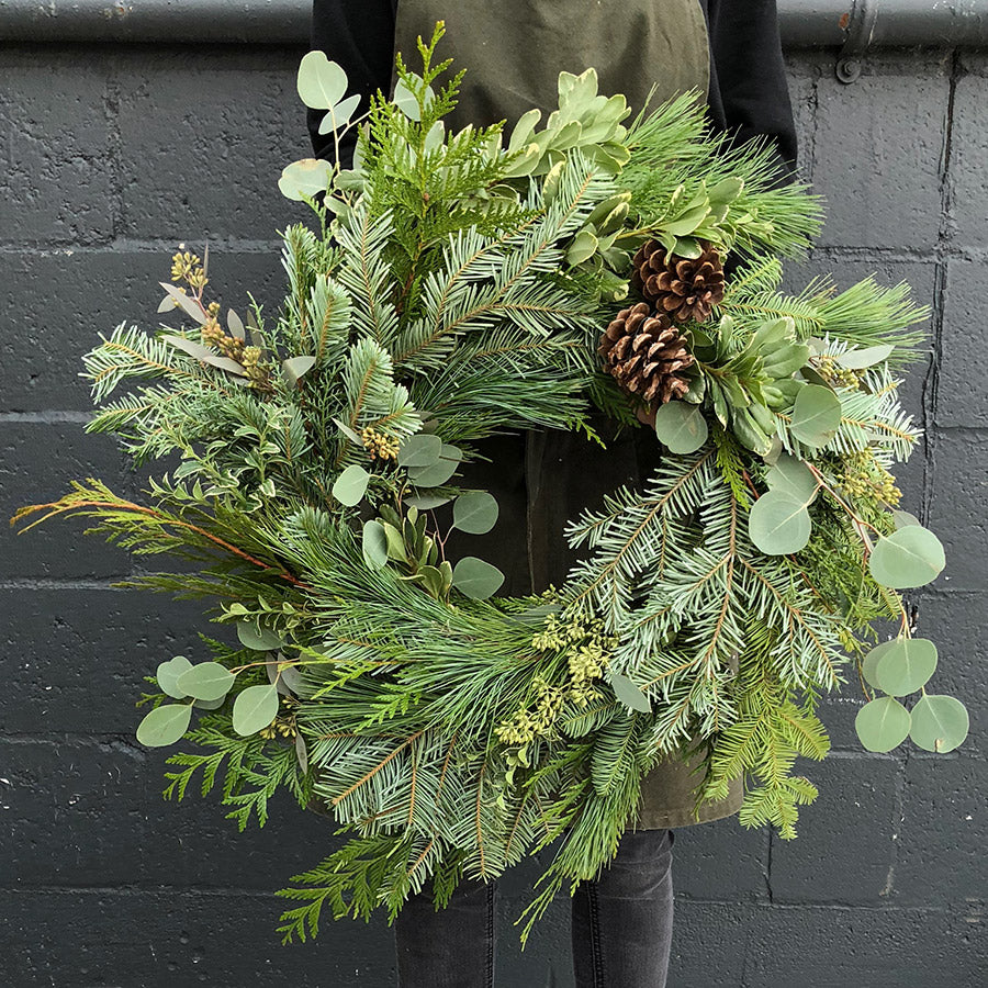 Wreath Workshop - December 1