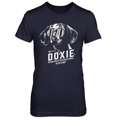 Dachshund Official Dog of the Coolest People Womens