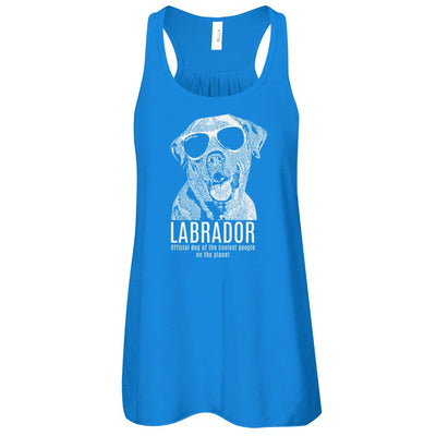 Official dog of the coolest people on the planet - Labrador Womens