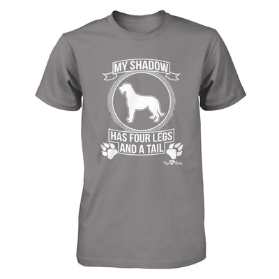 Irish Wolfhound - My Shadow