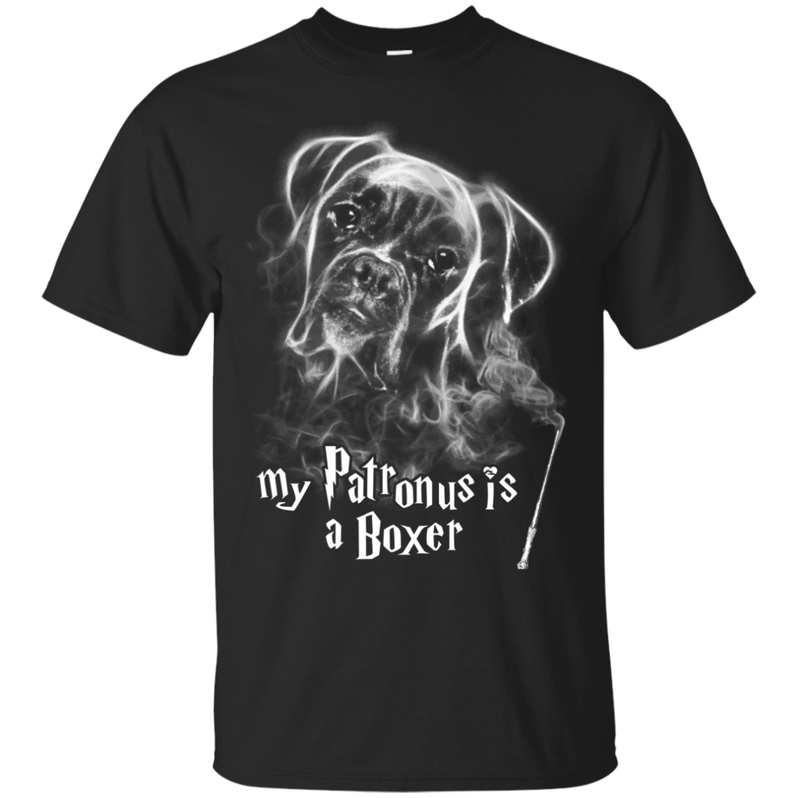 Boxer Dog Patronus T-Shirt