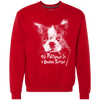 Boston Terrier Patronus Sweatshirt