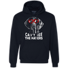 Can't see the haters german shorthaired pointer Unisex Hoodie