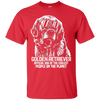 Official Dog Of The Coolest People Golden Retriever Unisex T-Shirt