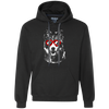 Sharing the love Border Collie Unisex Hoodie