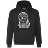 Official Dog Of The Coolest People Unisex Hoodie