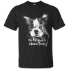 Boston Terrier Patronus Unisex T-Shirt