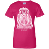 Official Dog Of The Coolest Spinone Italiano Ladies' T-Shirt