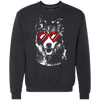 Sharing the love Border Collie Sweatshirt
