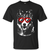 Sharing the love Border Collie Unisex T-Shirt
