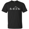 Greyhound Heartbeat Unisex T-Shirt