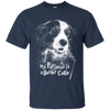 My Patronus is a Border Collie Unisex T-Shirt