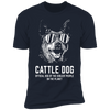Cattle Dog Official Dog Of The coolest Custom Cat
