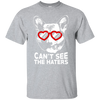 Corgi can't see the haters T-Shirt