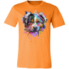 Splash Australian Shepherd Custom Cat