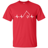 Boxer Dog Heartbeat Unisex T-Shirt