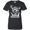 Official Dog Of The Coolest Corgi Ladies' T-Shirt