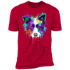 Border collie splash T-Shirt