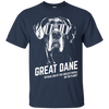 Official Dog Of The Coolest Great Dane Unisex T-Shirt