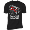 Boxer Can't See Haters T-Shirt