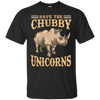 Save the chubby unicorns Unisex T-Shirt