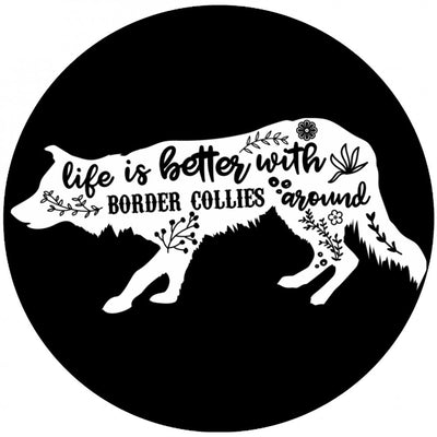 Life is better with border collies around