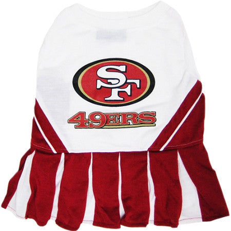 San Francisco 49ers Cheer Leading Dress