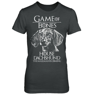 Game Of Bones Dachshund