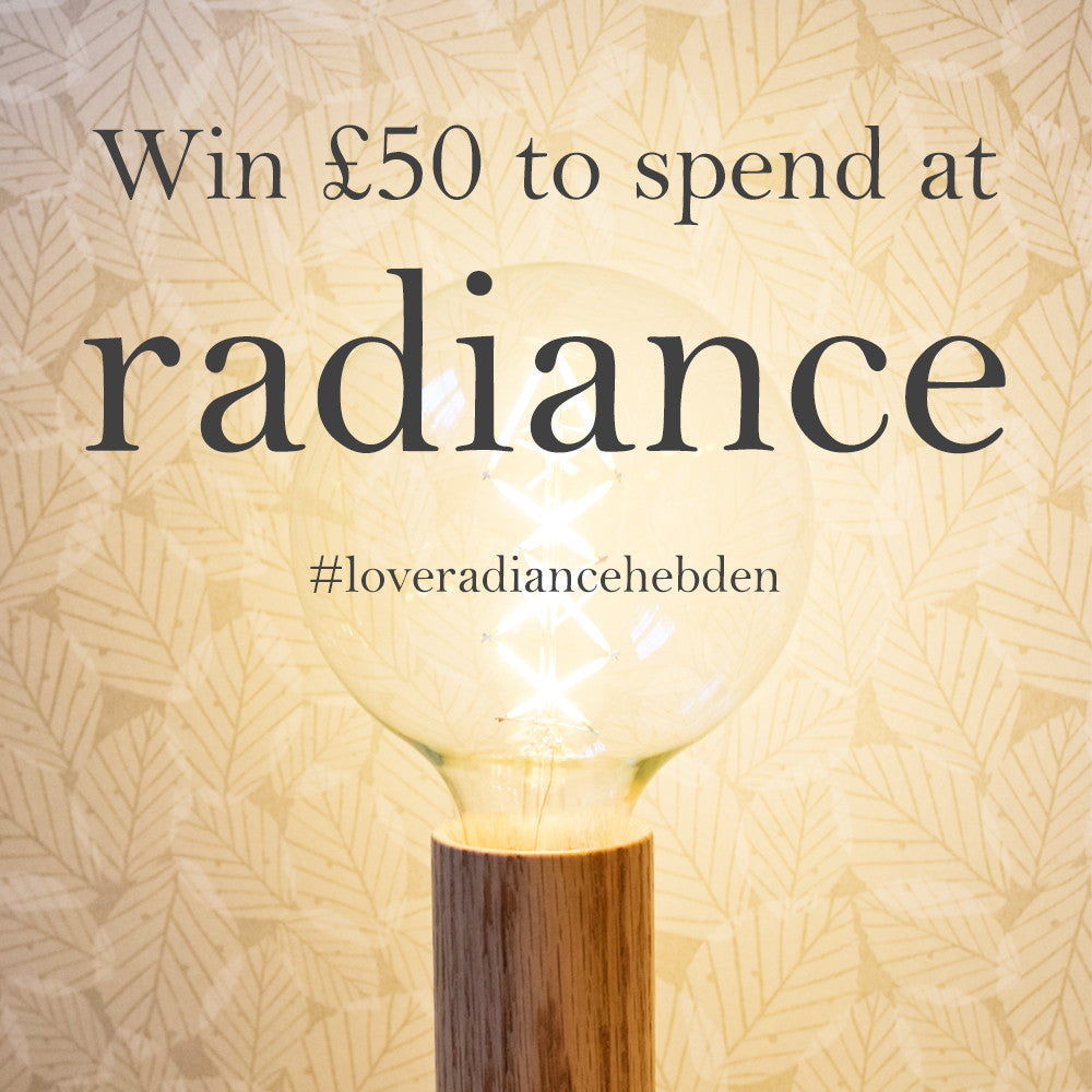 Win a £50 Radiance voucher in our Instagram competition!