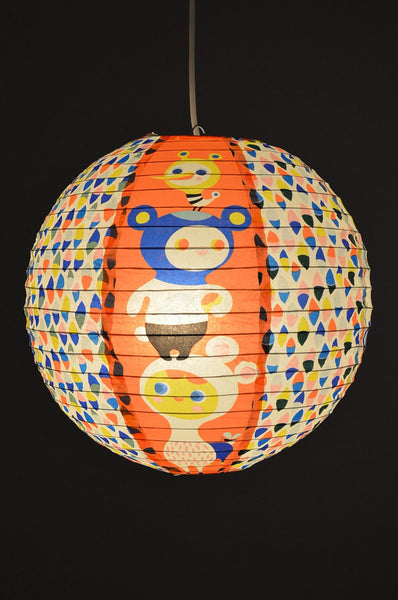Heavy Lifting Globe Lantern