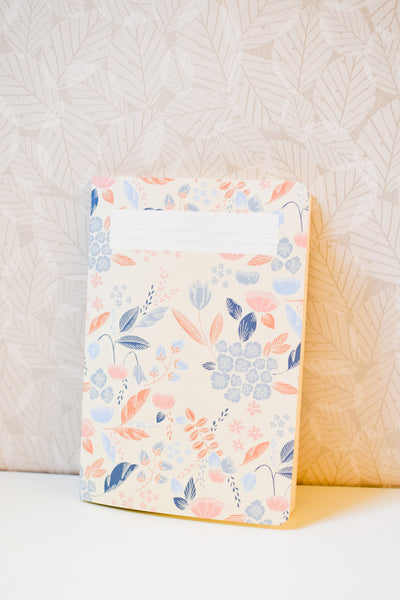 Jardin - Lined Notebook