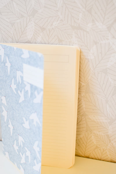 Ciel de Paris - Lined Notebook