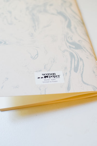 Marbre - Lined Notebook