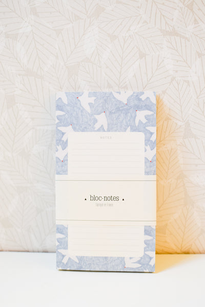 Ciel de Paris - Lined Tear-Off Notepad