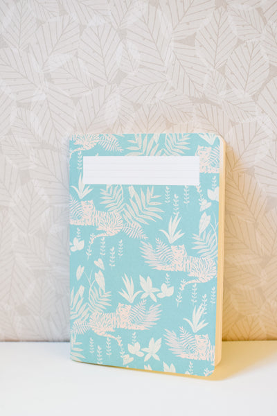 Jungle - Lined Notebook