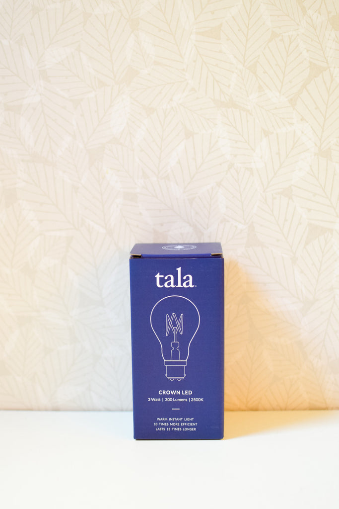 Tala LED 'Crown' Lightbulb (B22)