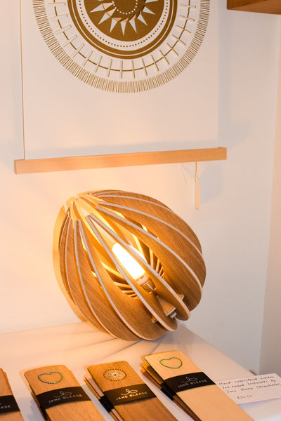 Fève Table Lamp