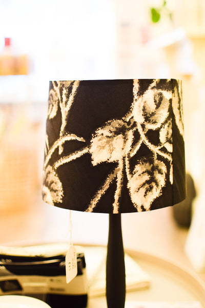 Floral Silk Tapered Lampshade no. 24