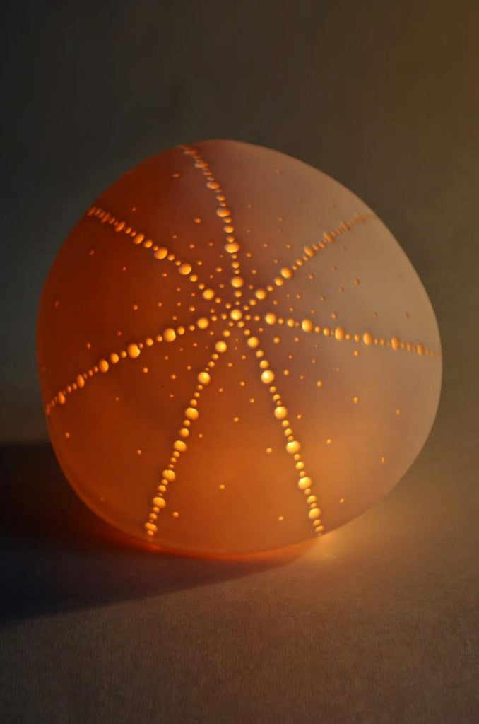 Lesser Spotted Naked Urchin Lamp