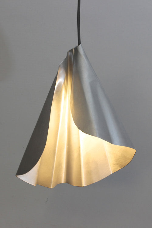 Aluminium Wildflower Lampshade