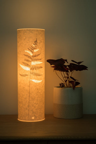 Fern Table Lamp