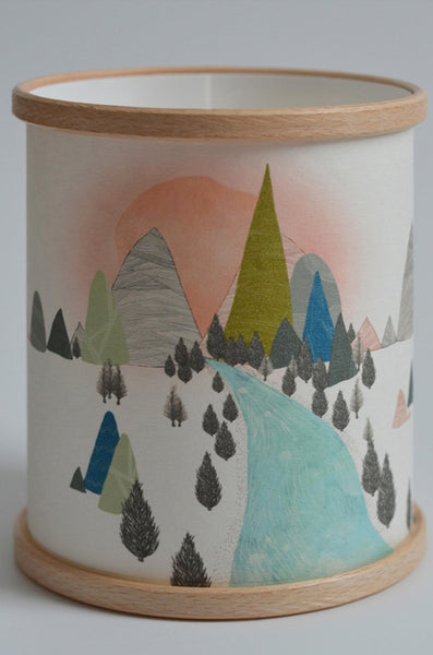 'A New Day' Candle Cover