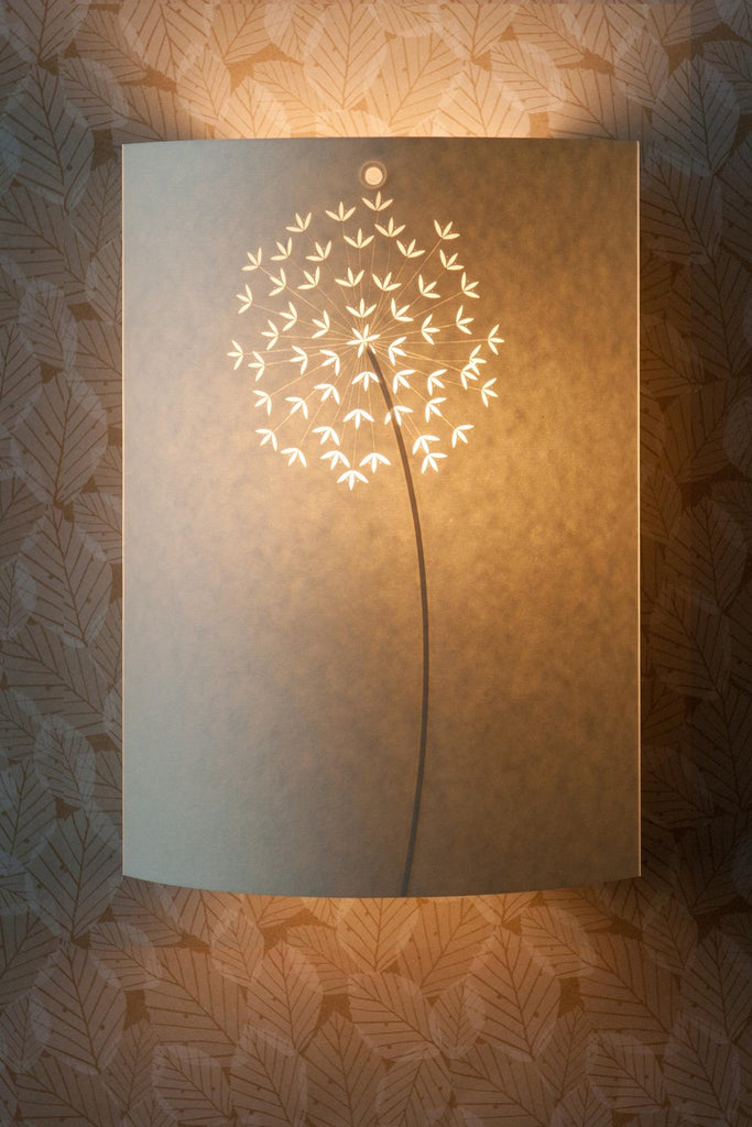 Allium Wall Lamp