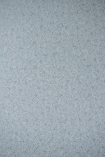 Beech Leaves Wallpaper in Mint