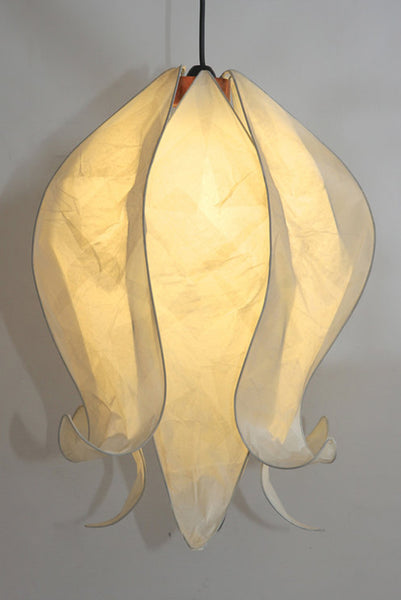 Closed Flower Pendant Lampshade