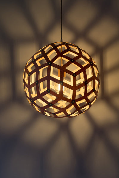 Sphere Diamond Lampshade