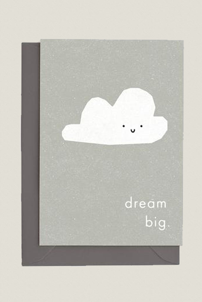 Dream Big - Greetings Card