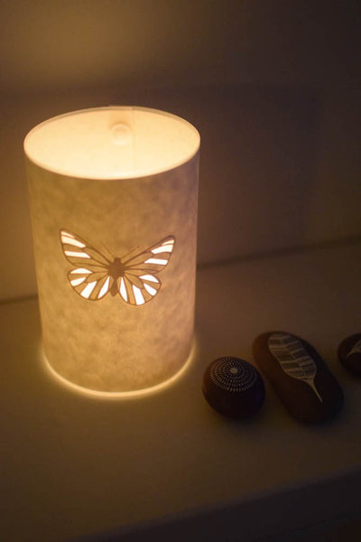 Butterfly Candle Cover