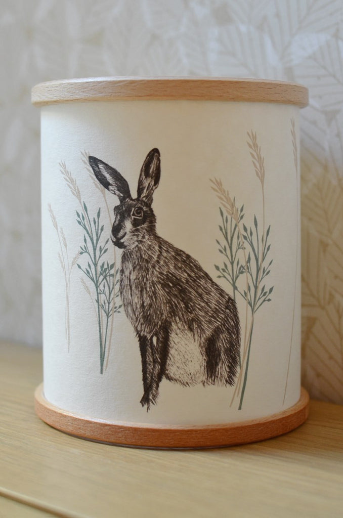 Hare Candle Cover