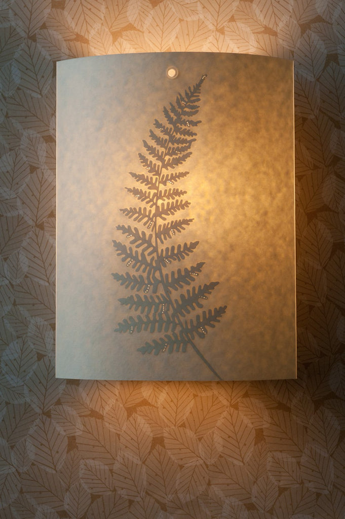 Fern Wall Lamp